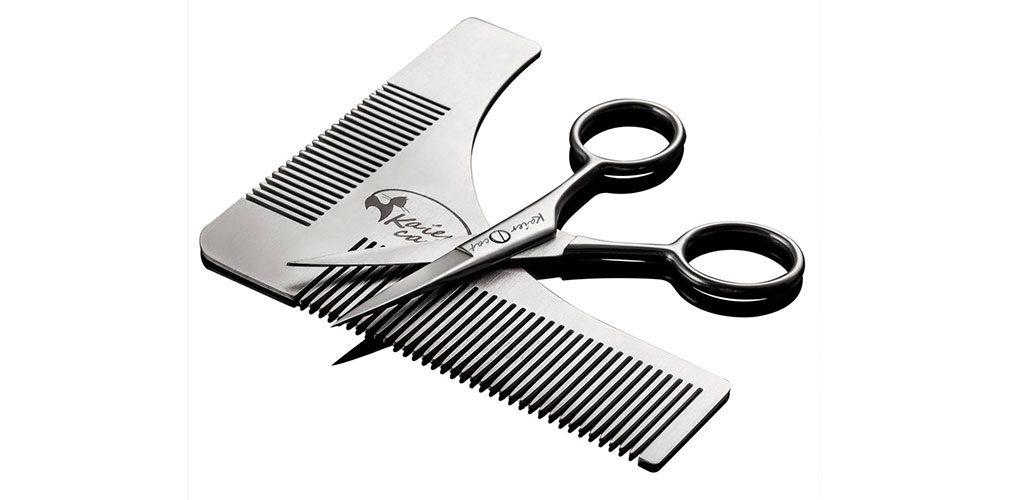 Plantillas para la barba